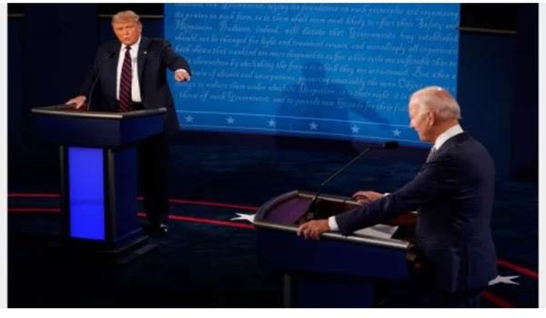 Fact-checking Trump and Biden's first presidential debate