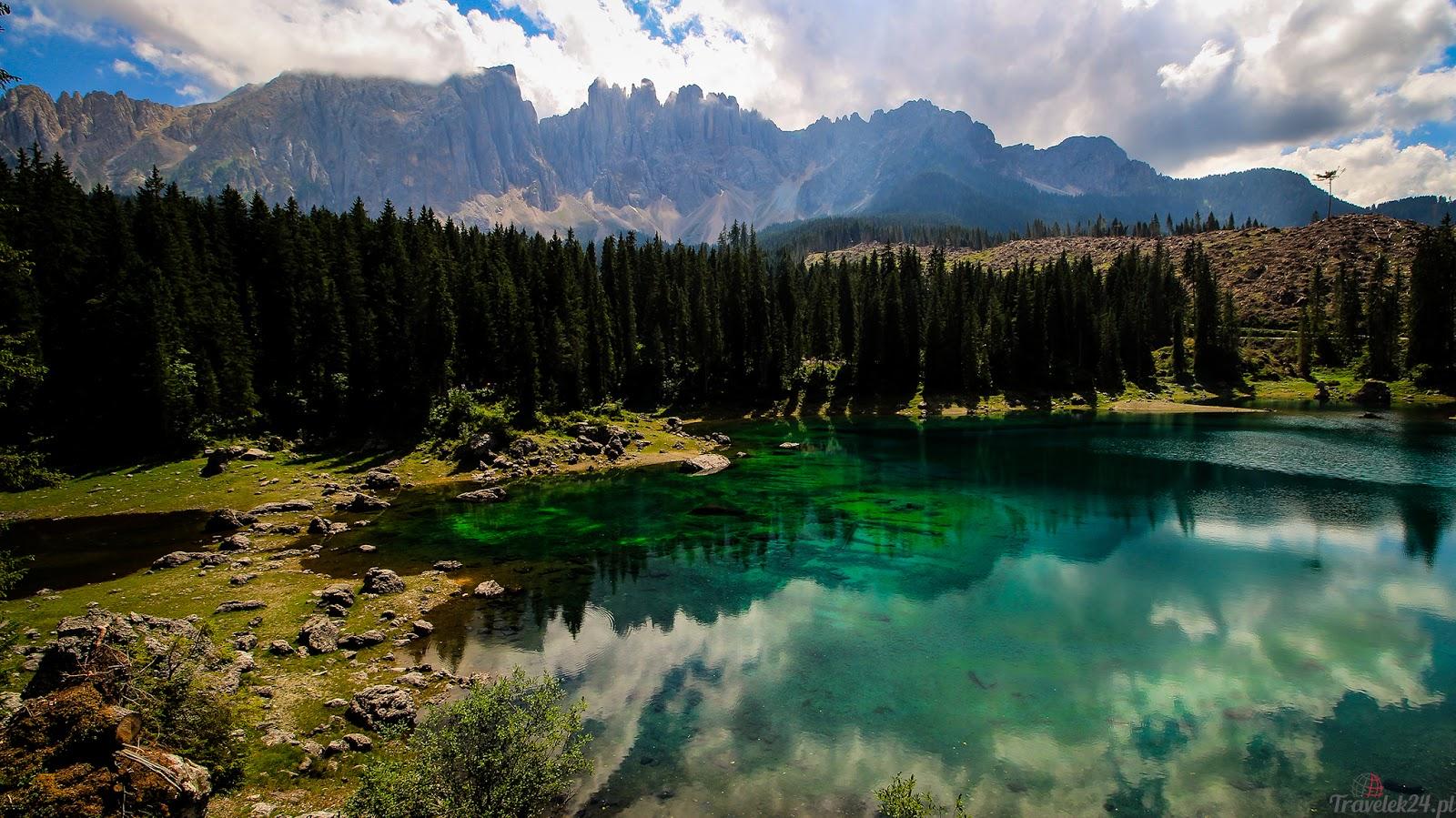 Lago di Carezza informacje