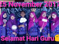 Kata-kata ucapan Selamat Hari Guru 25 November 2017 terbaik dan populer
