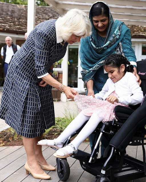 Helen House is a charity based in Oxford providing palliative, respite, end-of-life and bereavement care to life-limited children