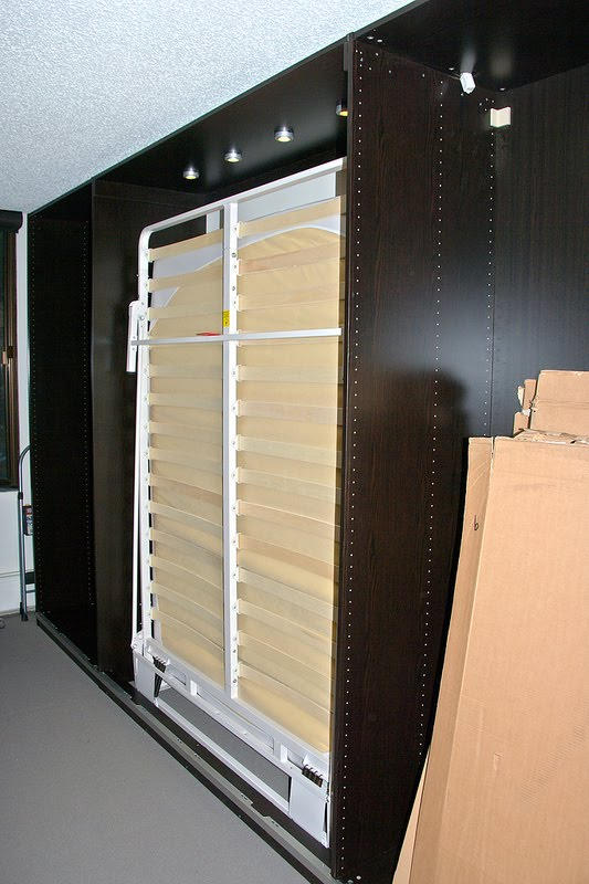 Pax Murphy Bed With Sliding Doors Home Decoration Views