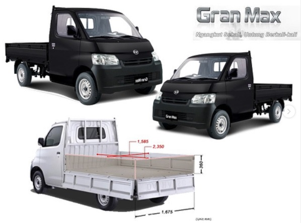 Daihatsu Grandmax Pick Up