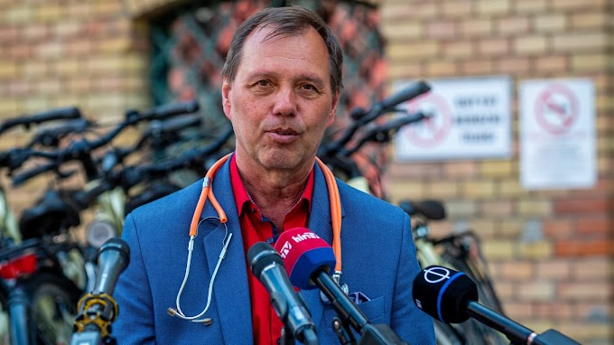 Szlávik: A negyedik hullámot úgy tudjuk megelőzni, hogy aki teheti, beoltatja magát