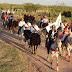 X Cavalgada do povoado Santo Antônio, município de Pintadas é realizada