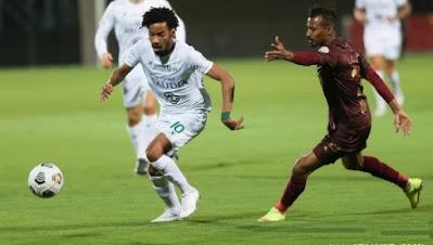 اهداف مباراة الاهلي والعين (1-1) الدوري السعودي