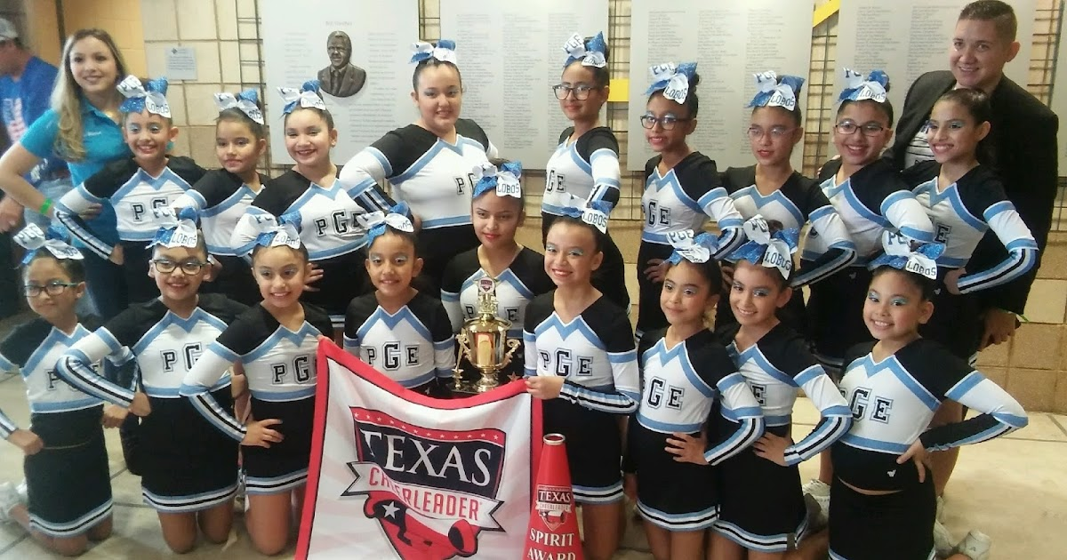 Eagle Pass Isd Ivision Pete Gallego Lobo Cheer Bring
