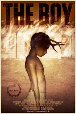 poster de The Boy, la controvertida película de Craig MacNeill