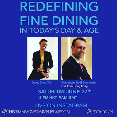 LeDomduVin Redefining Fine Dining in today day and age with Oumy Diaw