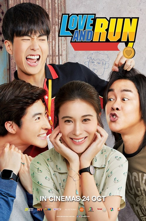 Review Filem Love And Run