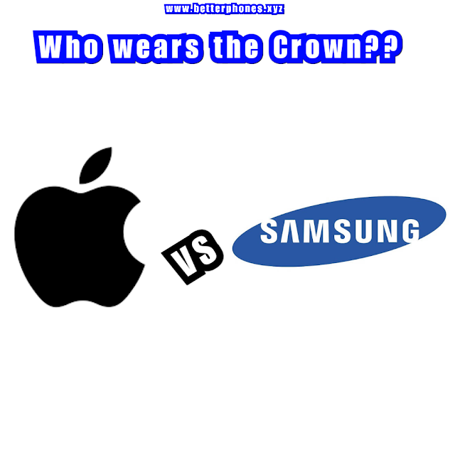 iPhone Vs Samsung Discussion