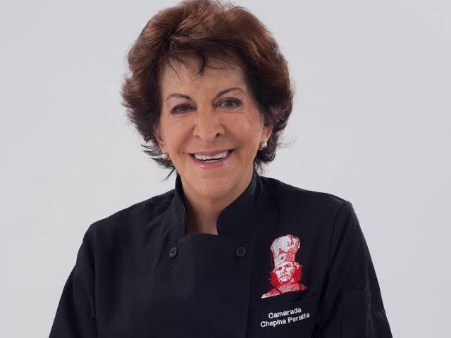 Murió Chepina Peralta, pionera de la gastronomía mexicana en tv y radio