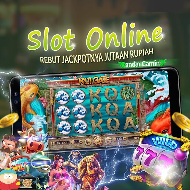Slot Online Berhadiah Puluhan Jutaan Rupiah
