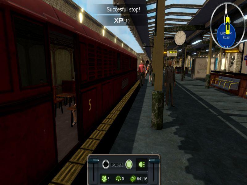 Download Train Simulator London Subway Game Setup Exe