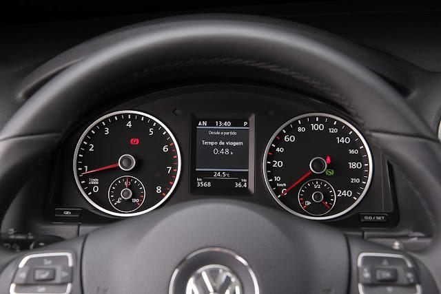 VW Tiguan 2017 1.4 TSI - interior