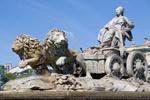 Conjunto escultórico de la Fuente de Cibeles