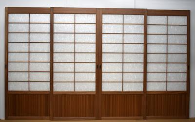 Closet Shoji screens
