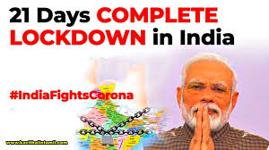 World's biggest lockdown / everything closed till the night of April 14: Modi said - Lockdown across the country for the next 21 days, it is a curfew in a way