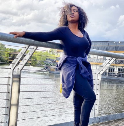 Nikki Laoye Escapes Fatal Car Accident Few Days To Christmas