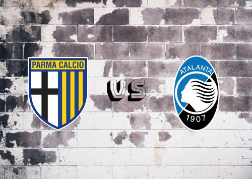 Parma vs Atalanta  Resumen
