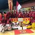 Kong Ha Hong Lion Dance Troupe kembali menjadi JUARA DUNIA Barongsai