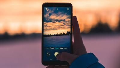 HD Wallpaper Hand, Nature, Sunset, Photo