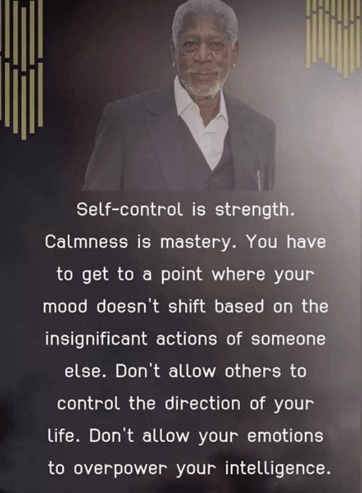 Self Control Quotes, Quotes,