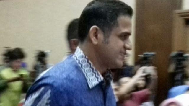 """Terus """"Bernyanyi"""", Nazaruddin Sebut Anas Bertemu Gamawan Fauzi Minta Dirjen Dukcapil Diganti"""