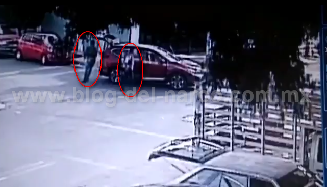 Video: Sicarios con chalecos de la MARINA atacan a Policías Estatales en Guadalajara, matan a un elemento y hieren a 2 más, 1 de gravedad