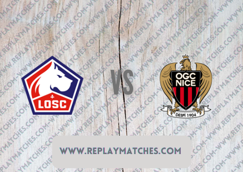 Lille vs Nice -Highlights 14 August 2021