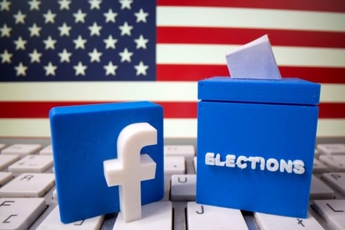 Facebook no longer recommends new groups before the election