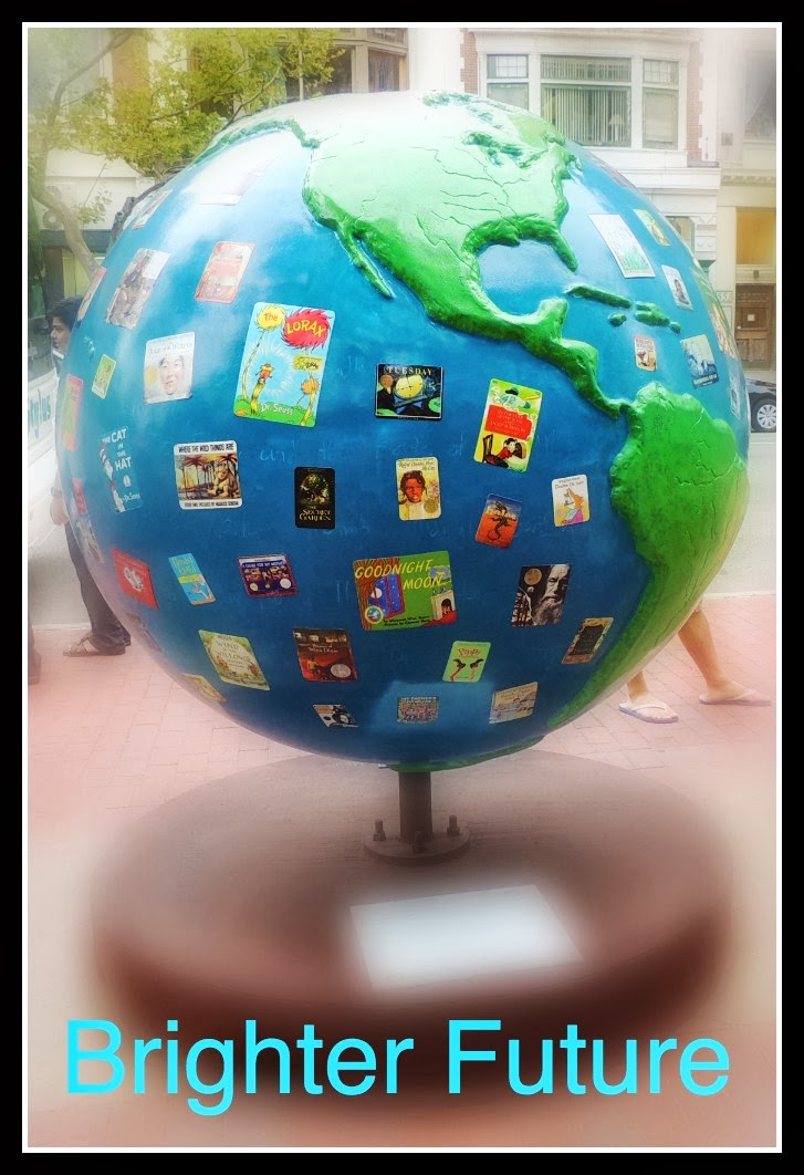 The Cool Globes en Boston: Brighter Future