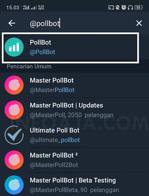 pollbot telegram