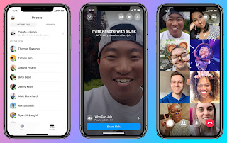 MessengerRooms Mobile Colored
