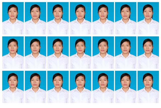 huong dan lam anh the 2x3 cm bang photoshop cs6