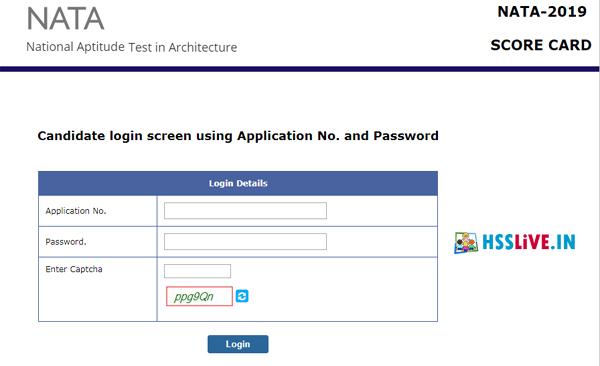 National Aptitude Test in Architecture (NATA) | HSSLiVE IN