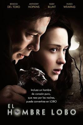 The Wolf Man (The Wolfman) 2010 DVD R1 NTSC Latino