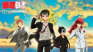 Yu Yu Hakusho vai ganhar episódio especial no Japão