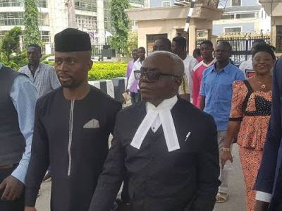 Sowore and DSS