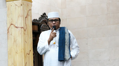 Meningkatkan Ketaqwaan Anggota, Polda Banten Intens  Binrohtal
