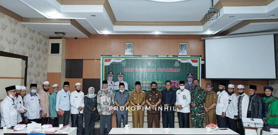 Bupati Inhil, Riau Hadiri Rakor Pengawasan Aliran Keagamaan dan Kepercayaan Masyarakat