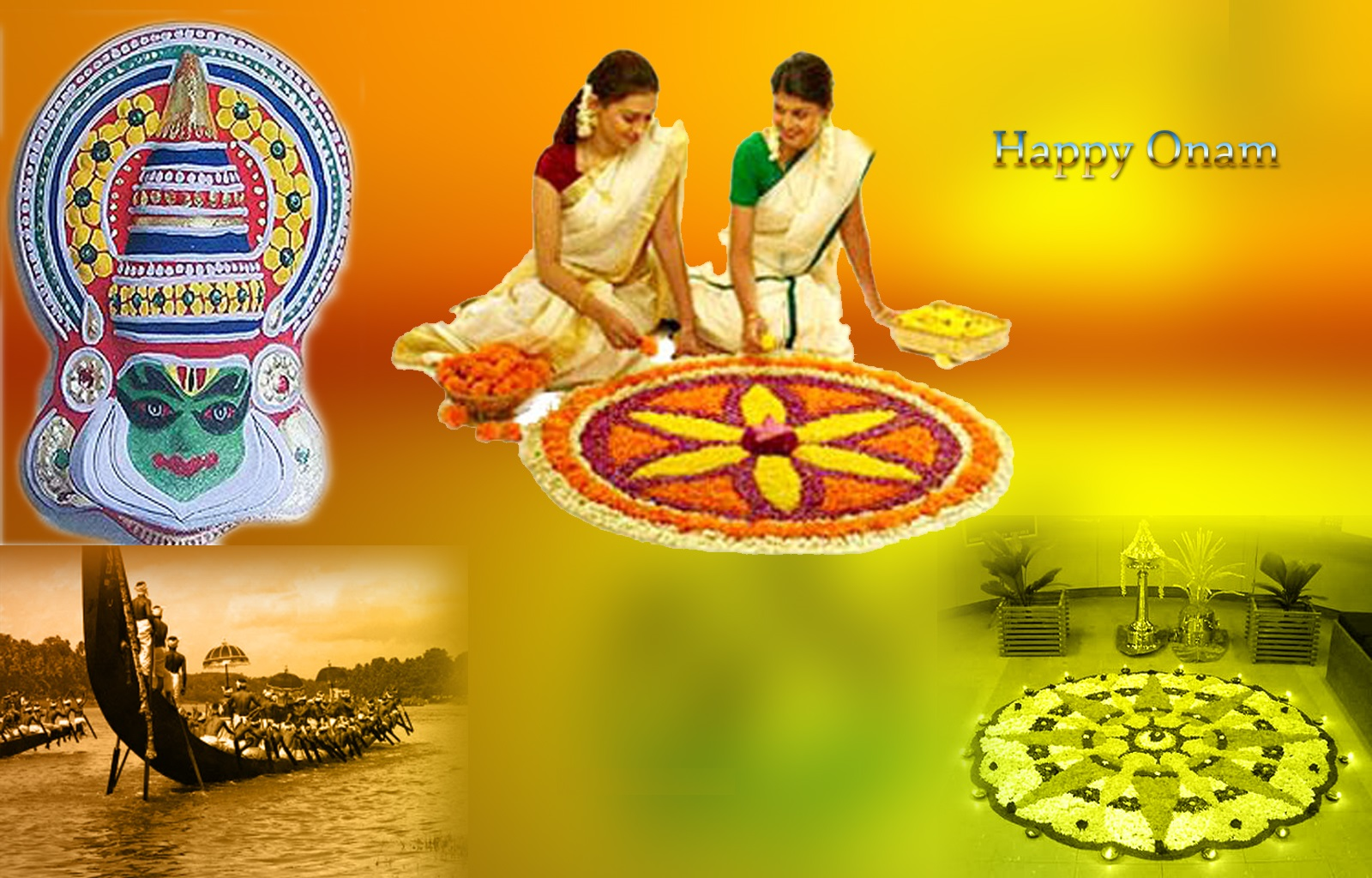 Khushi For Life: Top Collection Of Onam Malayalam Wishes 2013