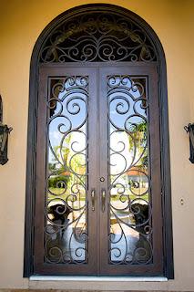 Harga, Pintu, Pagar, Besi, Tempa, Rumah, Mewah, Klasik