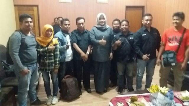 Jurnalis TV Diminta Angkat Citra Positif Daerah