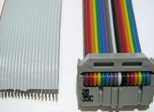 كابل الشريط Ribbon Cable