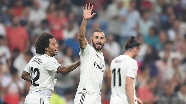 تشكيل ريال مدريد ضد اتليتيك بلباو عبر سوفت سلاش