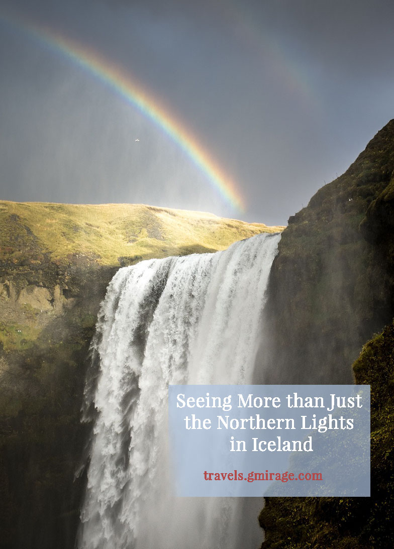 Seeing More than Just the Northern Lights in Iceland
