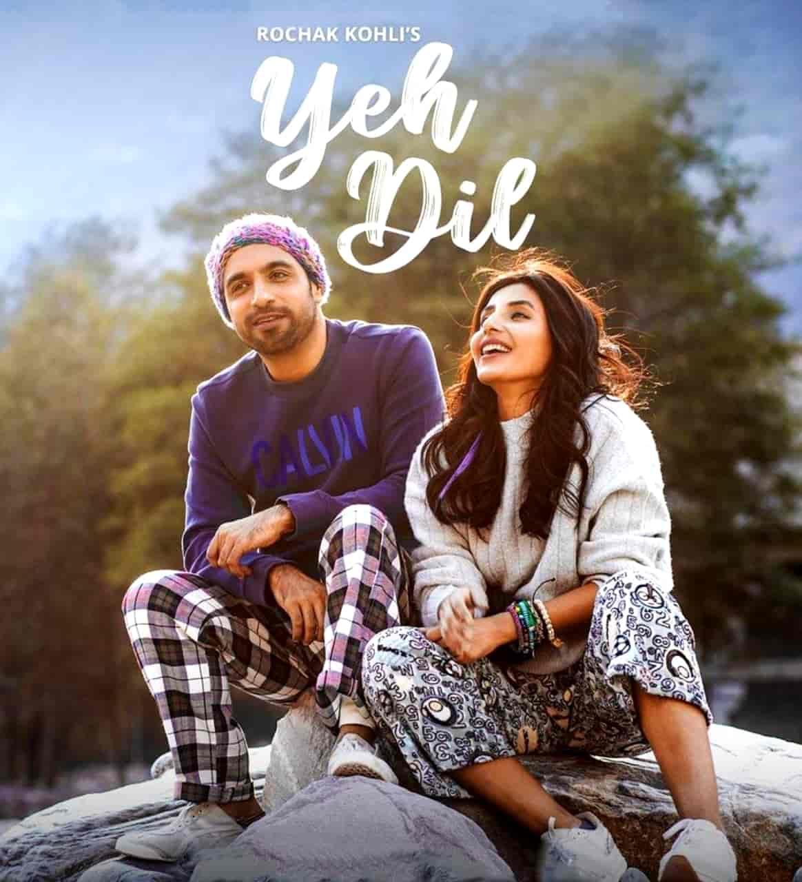 Rochak Kohli New Song Yeh Dil Image.