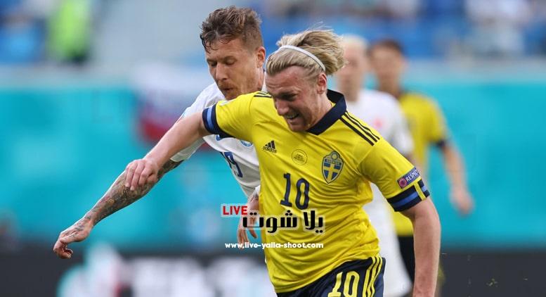 السويد وسلوفاكيا