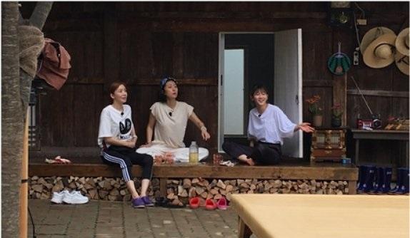 《一日三餐-女子篇》8月9日首播 公開首集劇照和第一位嘉賓