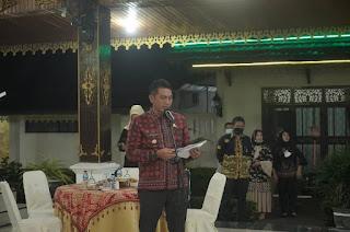 Bupati Batanghari Jalin Silaturahmi Dengan DPRD Kabupaten Batanghari
